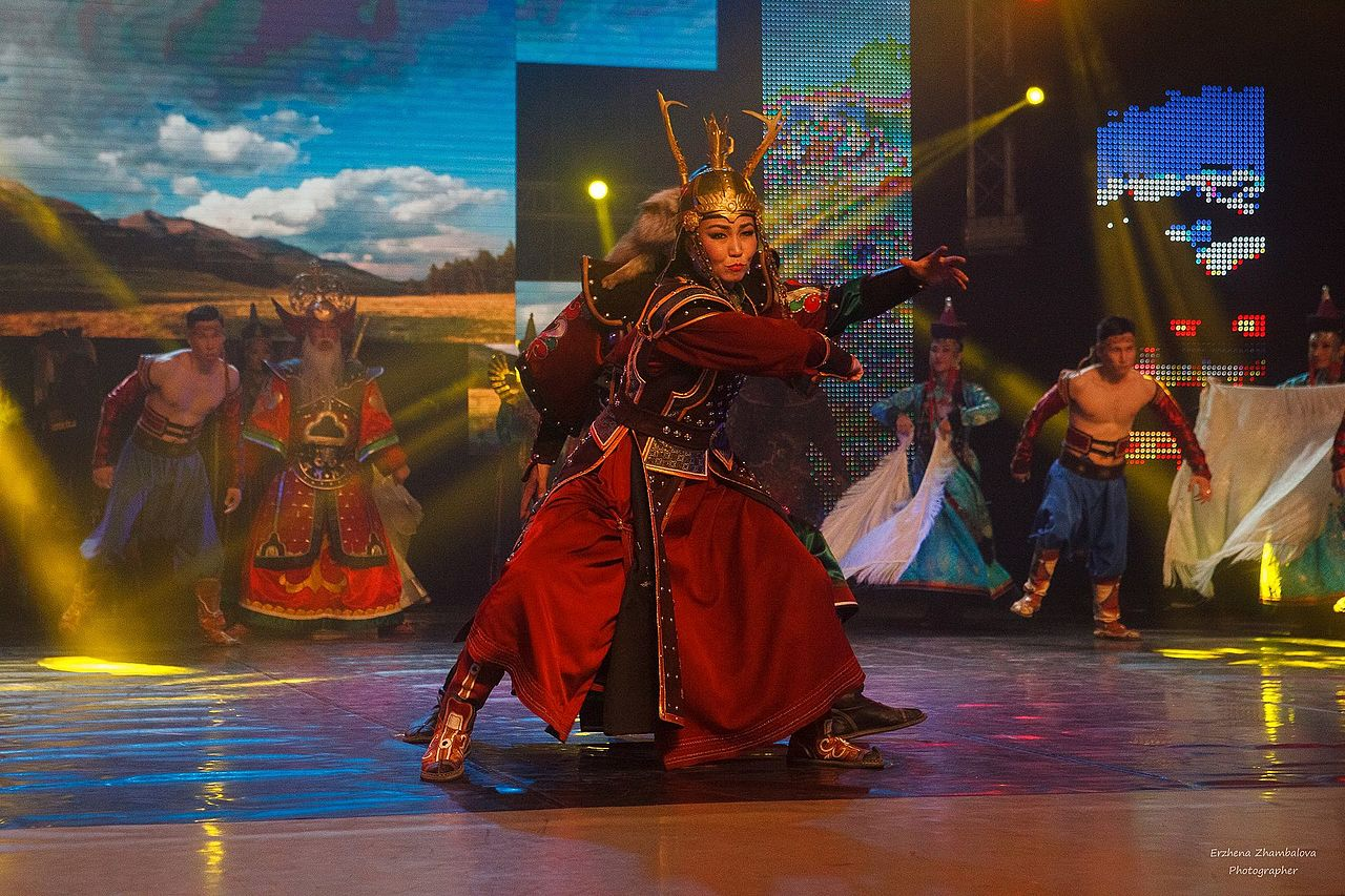 Buryat State National Theatre of Song and Dance «Baikal»